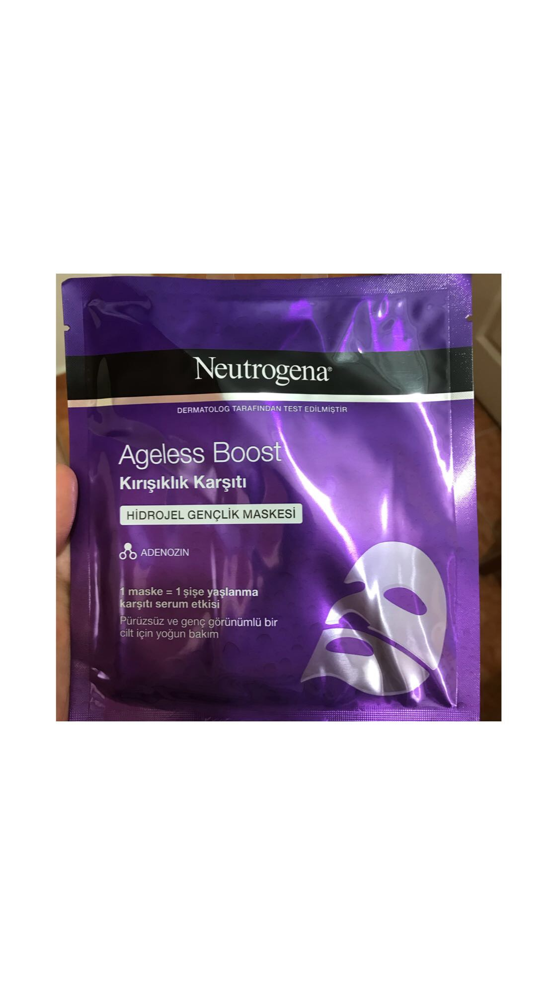 Neutrogena Ageless Boost Maske